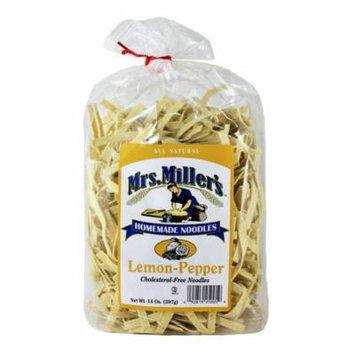 Mrs. Miller's Homemade Lemon-Pepper Noodles 14 oz. (3 Bags)