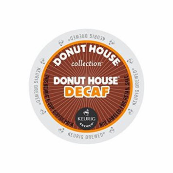 Donut House Collection Light Roast K-Cup for Keurig Brewers, Donut House Deca...