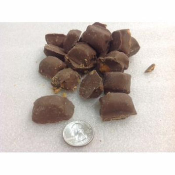 Butterfinger Bites bulk Chocolate covered Peanut Butter Nuggets 1 pound