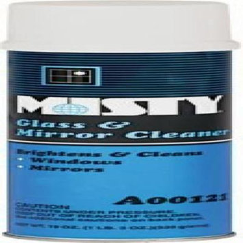 Misty Glass & Mirror Cleaner With Ammonia, Mint, 19 oz. Aerosol Can, 12 / Case