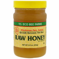 Y.S. Eco Bee Farms, Raw Honey, 8.0 oz (pack of 1)