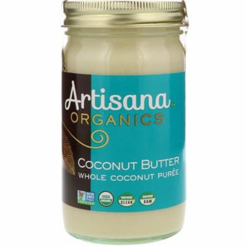 Artisana, Organics, Coconut Butter, 14 oz (pack of 4)