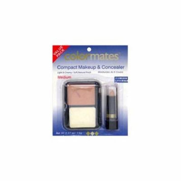 Compact Makeup-Medium with Concealer Stick
