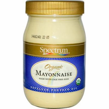 Spectrum Naturals, Organic Mayonnaise, 16 fl oz (pack of 6)