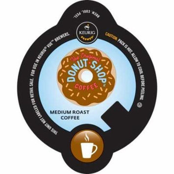 Coffee People Donut Shop Extra Bold Coffee, Vue Cups for Keurig Vue Brewers, (16 Count)