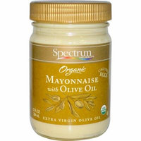 Spectrum Naturals, Organic Mayonnaise with Olive Oil, 12 fl oz (pack of 2)