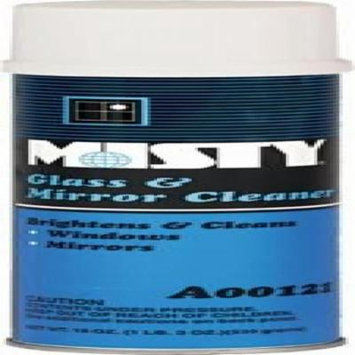 Misty Glass & Mirror Cleaner With Ammonia, Mint, 19 oz. Aerosol Can