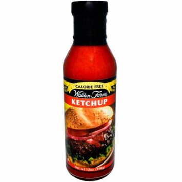 Walden Farms, Calorie Free Ketchup, 12 oz (pack of 4)