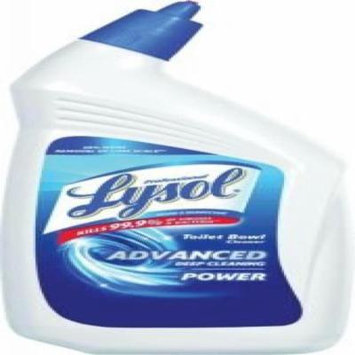Professional Lysol® Disinfectant Toilet Bowl Cleaner, Wintergreen, 32 oz. Bottle