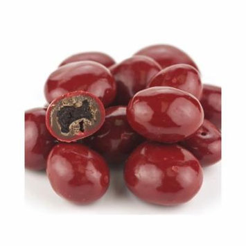 Red Chocolate Covered Dried Cherries 2 pounds