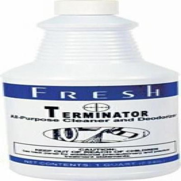 Fresh Products Terminator Deodorizer All-Purpose Cleaner, Fresh, 32 oz.