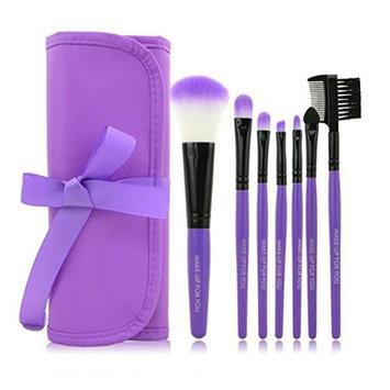 Kim88 Makeup Brushes 7xPro Set Foundation Powder Lip Eyes Brush Scattered Brush
