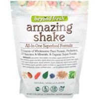 Amazing Shake - NATURAL VANILLA (1.1 Pound Powder) by Beyond Fresh at the Vitamin Shoppe