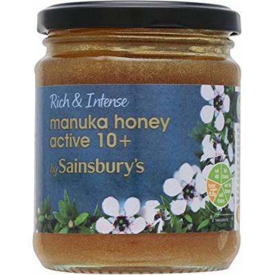 Sainsburys Sainsbury'S Manuka 10+ Honey, 340G