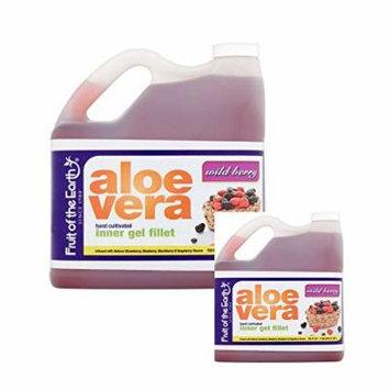 FOTE Wild Berry Aloe Vera Juice, 128 fl oz (2)