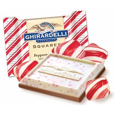 Ghirardelli Bulk Peppermint Bark Special for Christmas