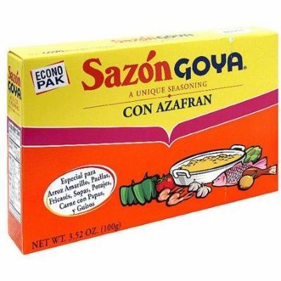 Goya® Sazòn Con Azafran