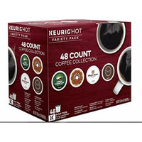 KEURIG Variety Pack Collection K Cups 48 Count