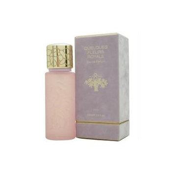 Quelques Fleurs Royale By Houbigant Extrait De Parfum Spray .25 Oz Mini
