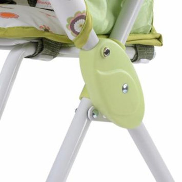 Baby High Chair Infant Toddler Feeding Booster Seat Folding Safe Portable - Pink
