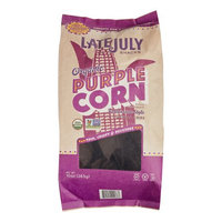 Late July® Snacks Restaurant Style Tortilla Chips Organic Purple Corn