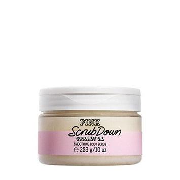 Victoria's Secret PINK Scrub Down Coconut Oil Smoothing Body Scrub
