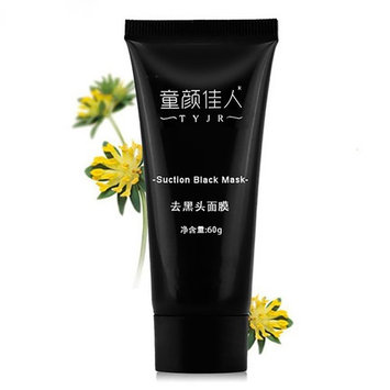 EFINNY Deep Cleansing Black MASK purifying peel-off mask Clean Blackhead face