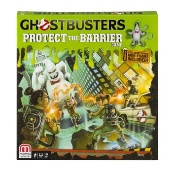 Mattel Games Ghostbusters Protect The Barrier