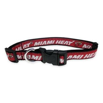 NBA Miami Heat Pet Collar
