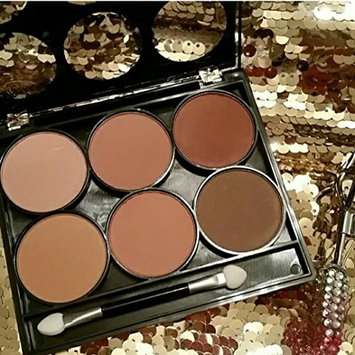 Starry Mineral Face Powder with Contour Palette and Bronzer