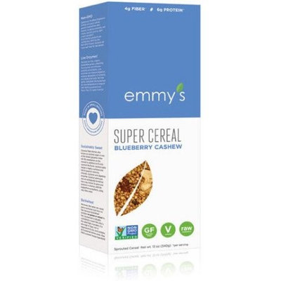 Emmy's Organics Super Cereal Blueberry Cashew 11 oz - Vegan