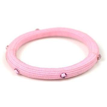 Funky Hair Elastic Hair Former Donut,pt-579 (pink)