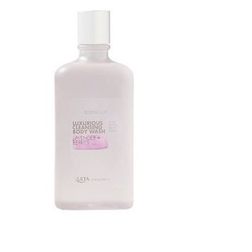 ULTA Luxe Luxurious Cleansing Body Wash in Lavender + Berries