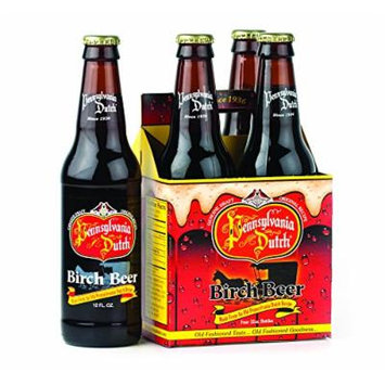 Pennsylvania Dutch Birch Beer 12 oz. (24 Bottles)