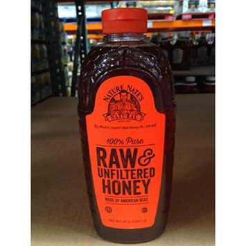 Nature Nates raw unfiltered honey 3 lb