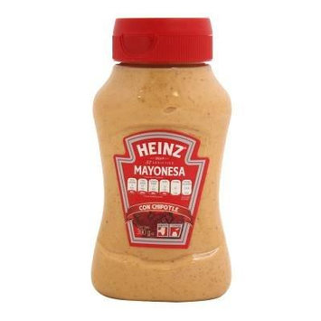 Heinz Mayonnaise with Chipotle Mayonesa (pack of 2)