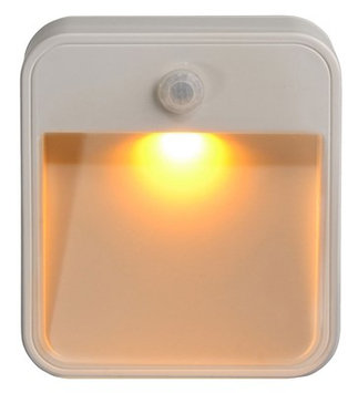 Mr Beams Mr. Beams MB720A-WHT-01-02 Amber Ambient LED Stick Light, White