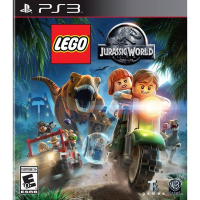Warner Brothers Lego Jurassic World (PS3) - Pre-Owned