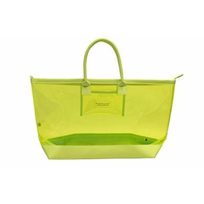 Stephanie Johnson Women's Miami Carry-All, Neon Yellow