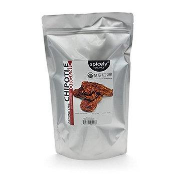 Spicely Organic Chili Chipotle Powder