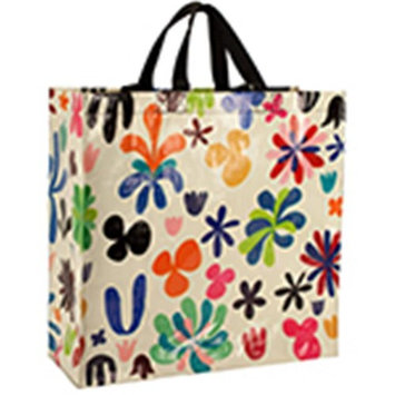 Frontier Natural Products 227671 Shoppers Bags - Colorfest