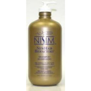 Nisim Normal to Oily Shampoo 33 Fl. Oz. Control Excessive Hair Loss in 1 Week