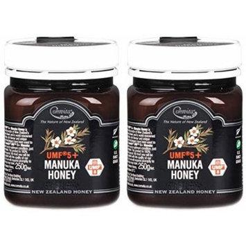 (2 Pack) - Comvita - UMF 5+ Manuka Honey | 1000g | 2 PACK BUNDLE