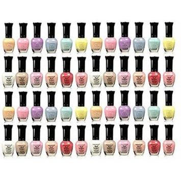 Kleancolor Collection Pastel Nail Polish 12pcs 4 SETS