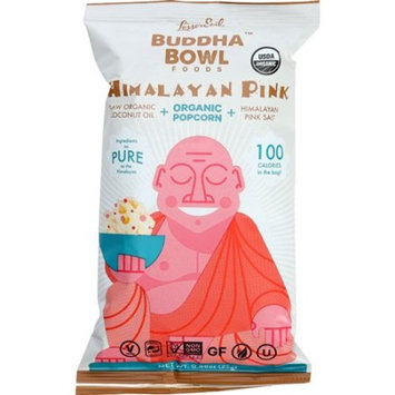 LesserEvil Buddha Bowl Organic Popcorn Himalayan Pink - 0.88 oz (Case of 18)