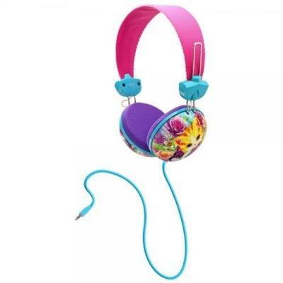 Lisa Frank Kaylen & Sunflower Noise-Isolating Headphones