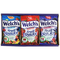 WELCH'S Variety Pack Fruit Snacks, 2.25 Ounce, 36 Count [Variety Pack]
