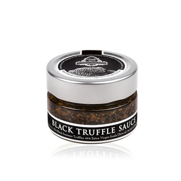 Black Truffle Minced | 1.4 oz. / 40 ml. glass jar | InterGourmandise