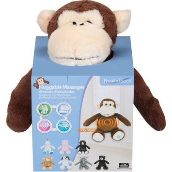 Leader Light Limited Health Touch Monkey Huggable Massager