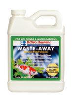 DrTim's Aquatics 674 32 oz Koi-Pure Waste-Away Natural Aquarium Cleaner